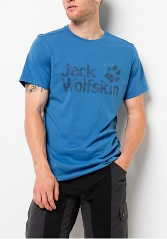 Jack Wolfskin T-Shirt »BRAND LOGO T M« kaufen