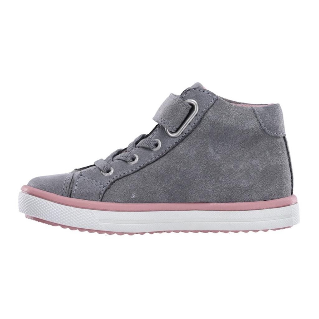 Lurchi Sneaker »Shooty Blinkschuh WMS Weitenmesssystem«, mit Klettverschluss
