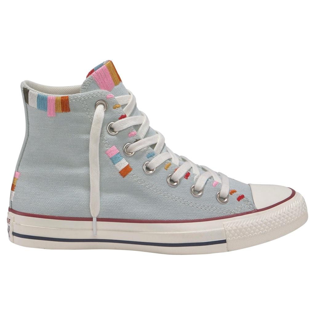 Converse Sneaker »Chuck Taylor All Star Hi Festival«