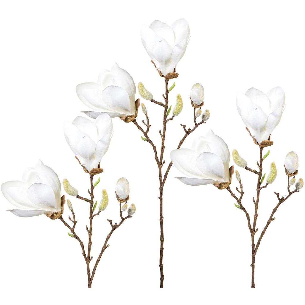 Kunstblume, 3er Set