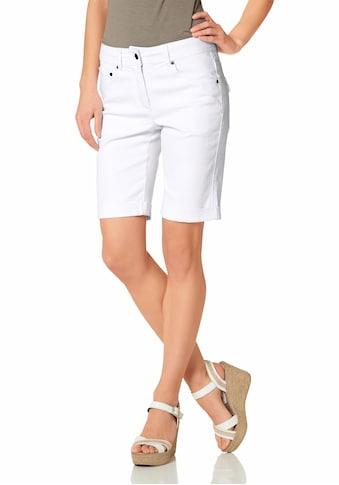Aniston CASUAL Jeansbermudas kaufen