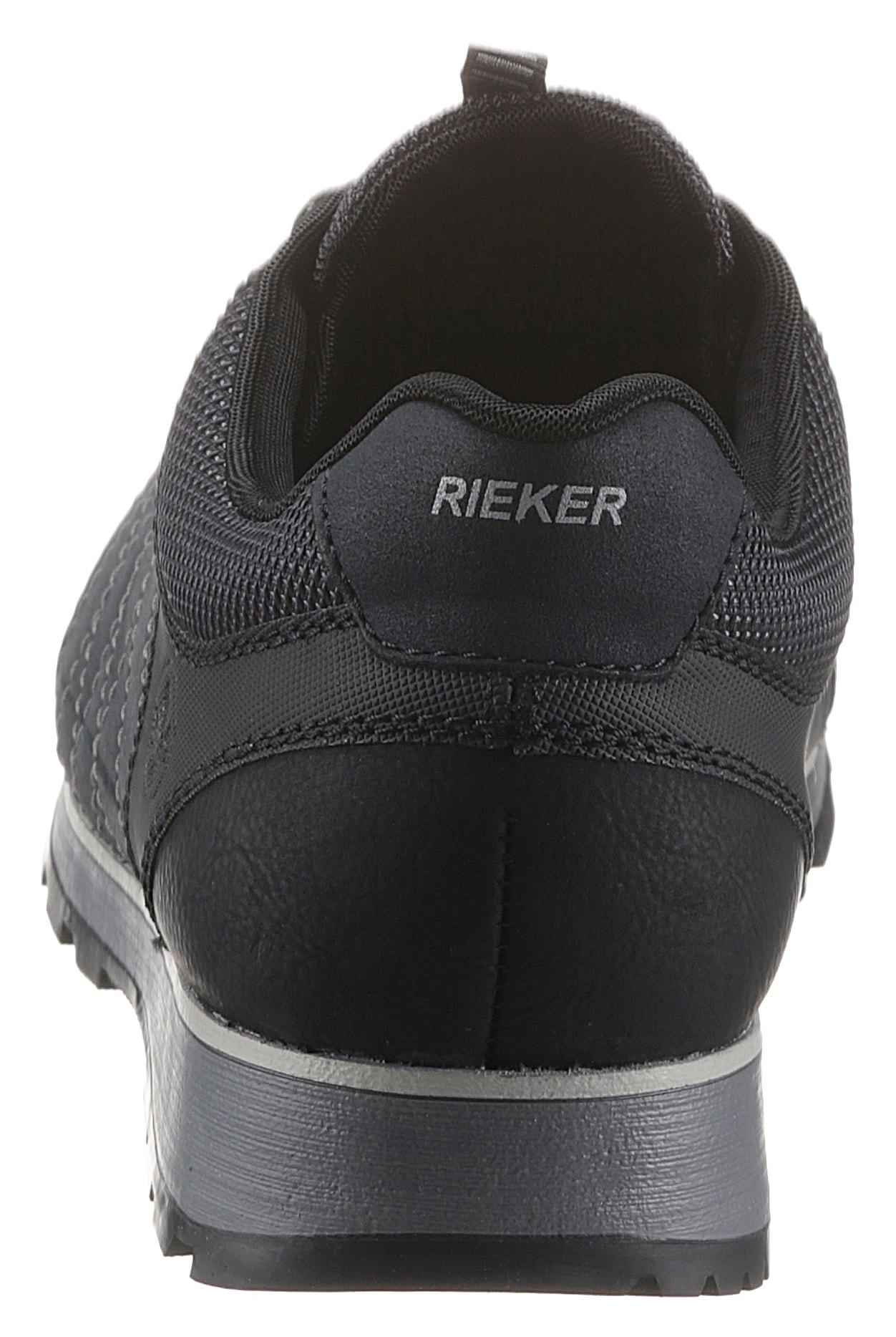 rieker -  Schnürschuh, mit MemoSoft-Ausstattung