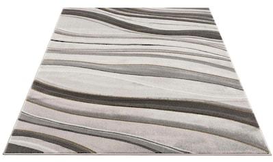 Carpet City Teppich »Noa 9314«, rechteckig, 11 mm Höhe, Wohnzimmer kaufen