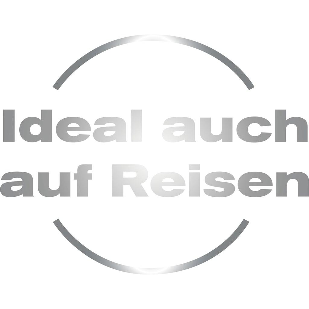 MediaShop Multifunktionstrimmer »MicroTouch Solo«, 3 Aufsätze
