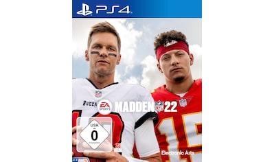 Electronic Arts Spiel »Madden NFL 22«, PlayStation 4 kaufen