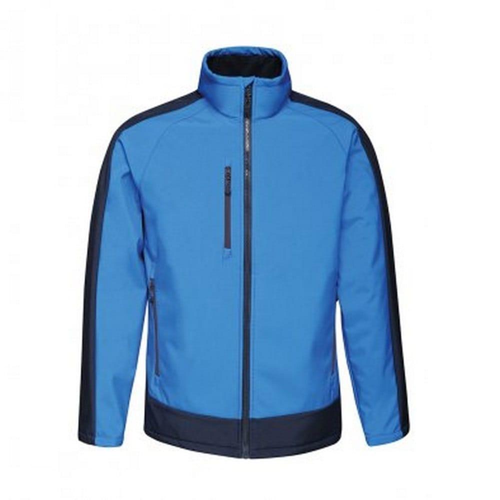 Regatta Softshelljacke Herren dreilagig | Sportbekleidung > Sportjacken > Softshelljacken | Blau | Regatta
