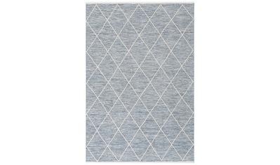 Teppich, »Halef«, Home affaire Collection, rechteckig, Höhe 10 mm, handgewebt kaufen