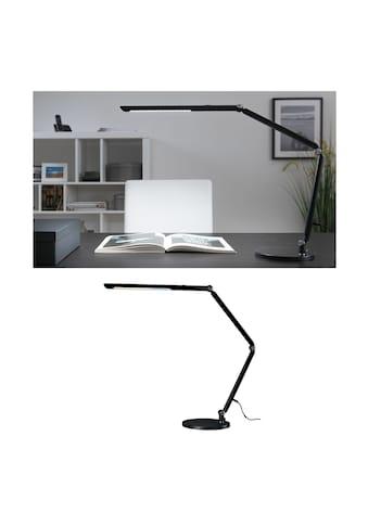 Paulmann LED Schreibtischlampe »FlexBar WhiteSwitch Schwarz 10,6W 3.000K«, 1 St.,... kaufen