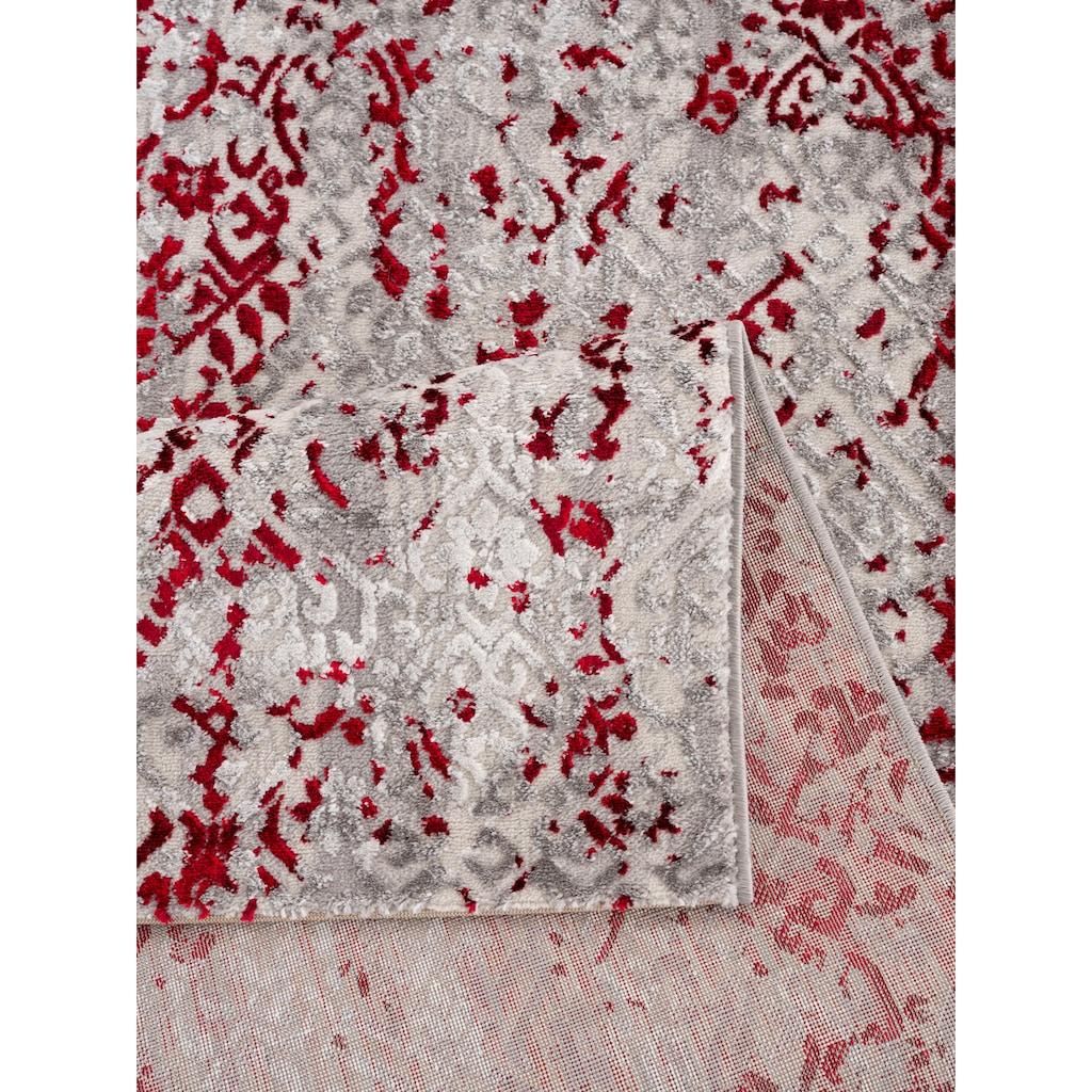 ASTRA Teppich »Noa 212, Wunschmaß«, rechteckig, 9 mm Höhe, weiche softe Haptik, Wohnzimmer