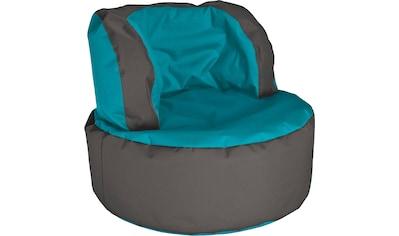 Sitting Point Sitzsack »SCUBA Bebop«, zweifarbig kaufen