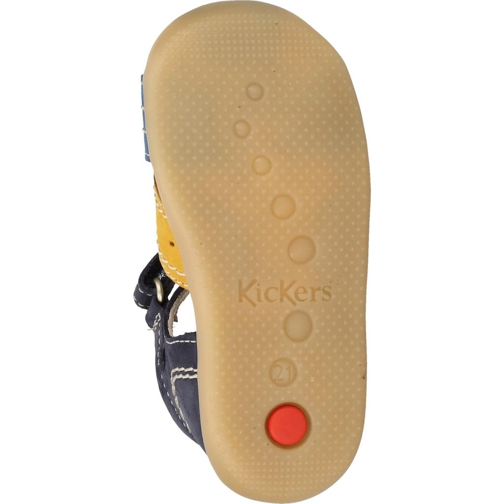 Kickers Sandale »Leder«