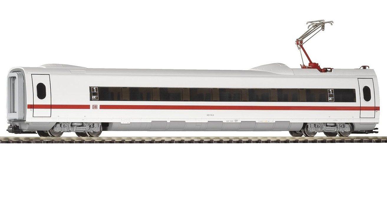 PIKO Personenwagen ICE 3 Personenwaggon mit Stromabnehmer, DB AG, Spur H0