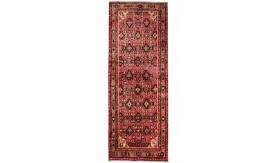 morgenland Wollteppich »Hosseinabad Teppich handgeknüpft rot«, rechteckig, 8 mm Höhe,... kaufen