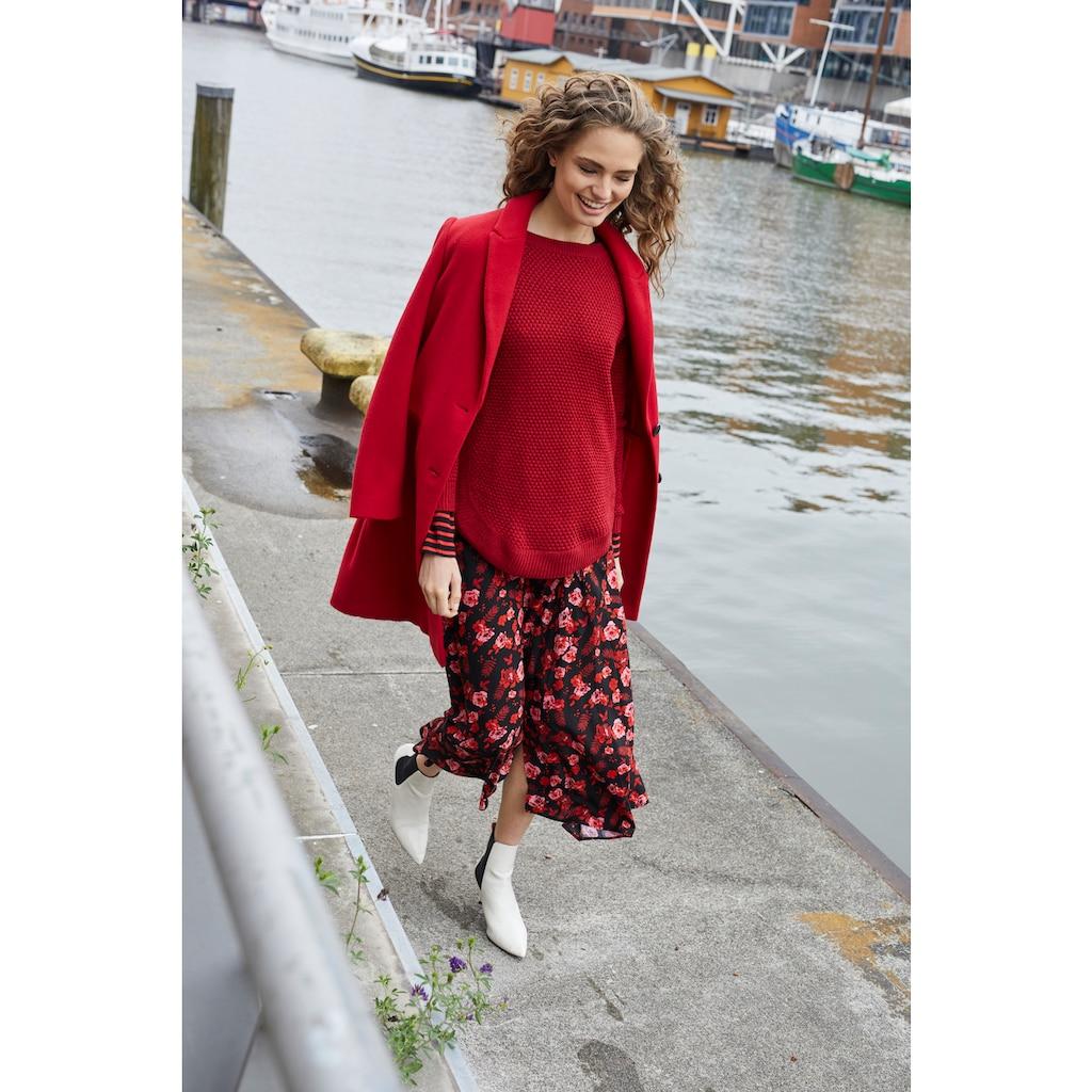 Aniston CASUAL Maxirock, in unterschiedlichen Blumendrucken