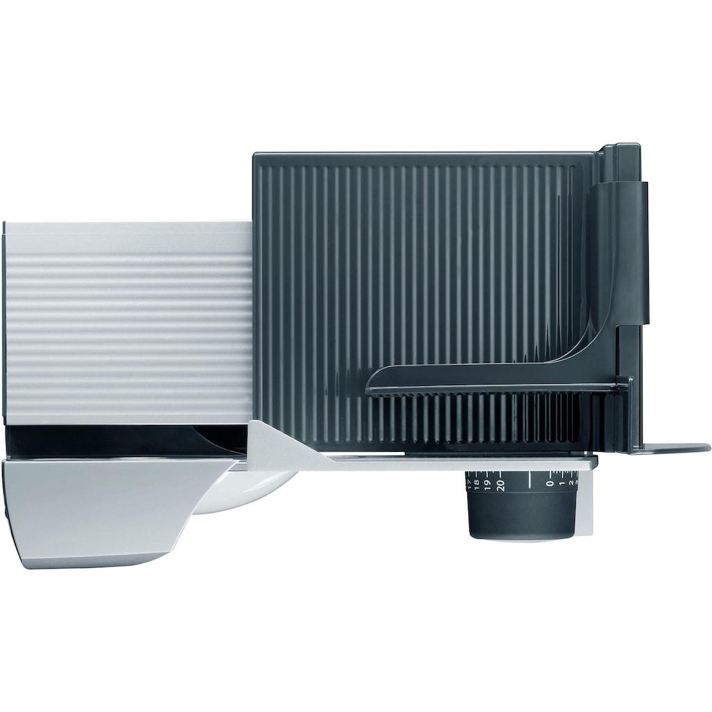 Graef Allesschneider »G52 TWIN, grau«, 170 W, inkl. Schinkenmesser im Wert von 24,99€ UVP