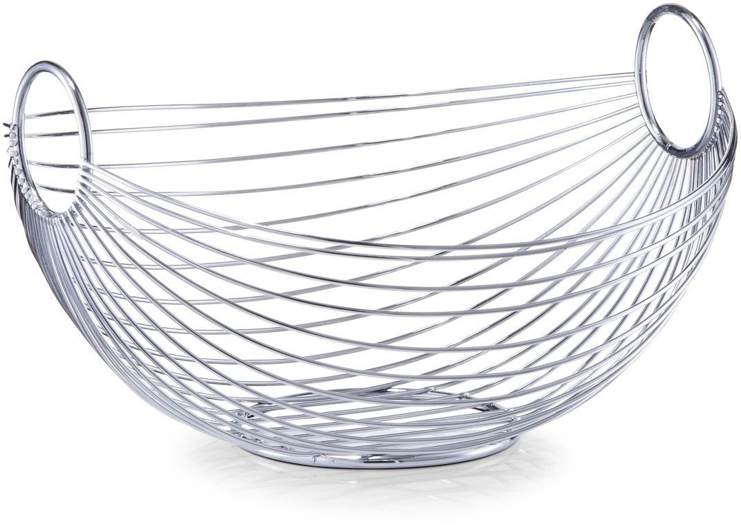 zeller present obstschale edelstahl 1 tlg auf rechnung. Black Bedroom Furniture Sets. Home Design Ideas