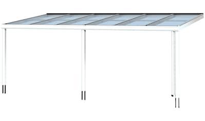 Skanholz Terrassendach »Monza«, BxT: 648x357 kaufen