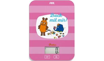 """ADE Küchenwaage """"KE1801 Die Maus"""" kaufen"""