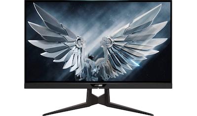 "Gigabyte Gaming-Monitor »AORUS FI27Q-P«, 68,5 cm/27 "", 2560 x 1440 px, QHD, 1 ms... kaufen"