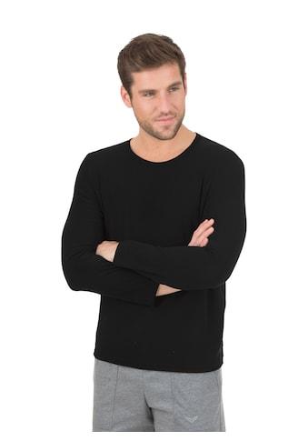 Trigema Fleece - Rundhalsshirt kaufen