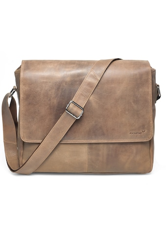 Packenger Messenger Bag »Vethorn, hellbraun« kaufen
