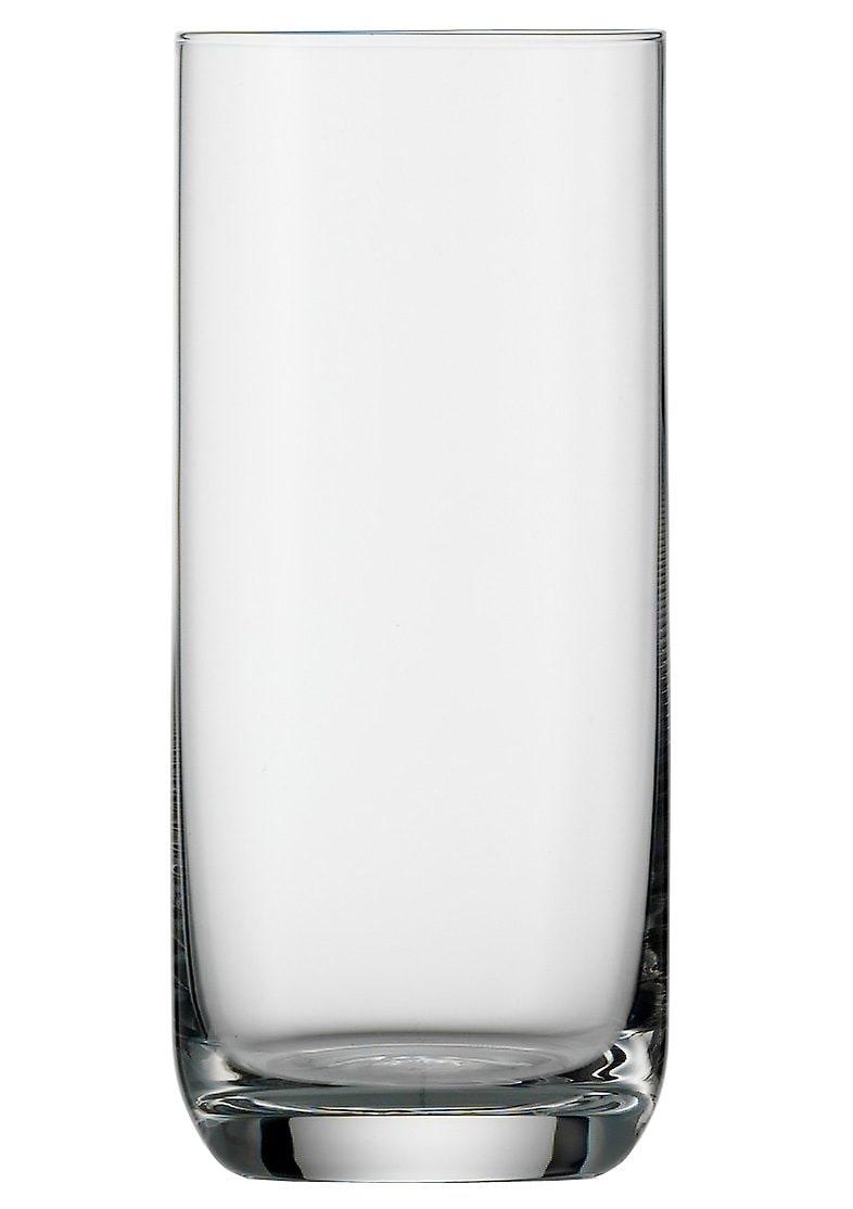 Stölzle Longdrinkglas CLASSIC long life, (Set, 6 tlg.), 320 ml farblos Kristallgläser Gläser Glaswaren Haushaltswaren