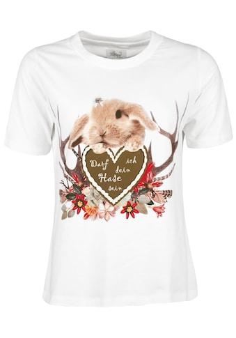 JCC T-Shirt »31017612«, geprintet im Doppelpack kaufen