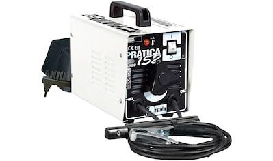 TELWIN Elektroschweißgerät »Practica 152«, 40 - 130 A, inkl. MMA Schweißzubehör kaufen