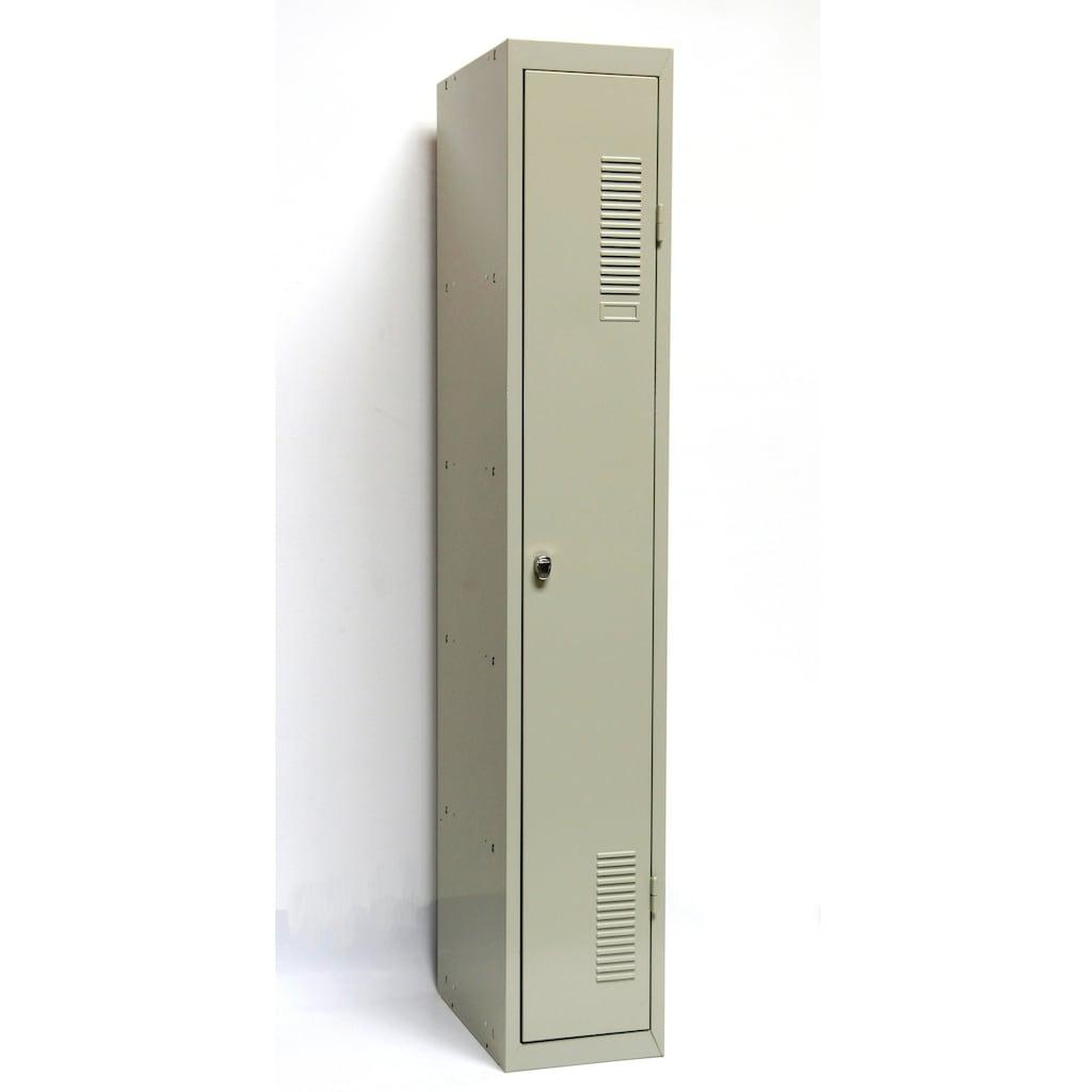 SZ METALL Spind, B/T/H: 30x50x180 cm, abschließbar