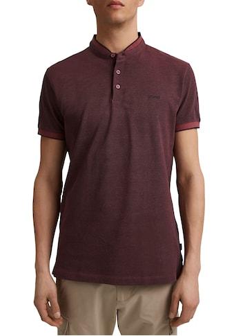 Esprit Poloshirt, mit Mao-Kragen kaufen