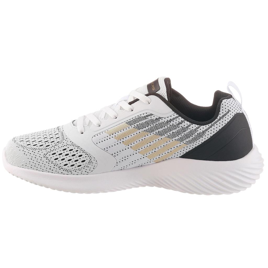 Skechers Sneaker »Bounder«, mit Air-Cooled Memory Foam