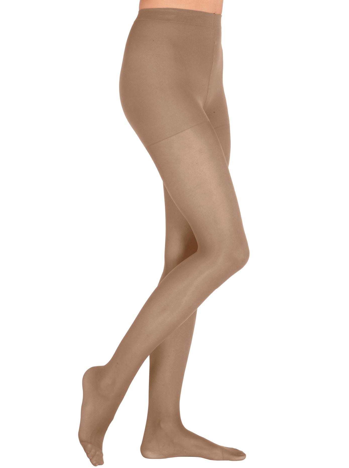 disée Stützstrumpfhose braun Damen Stützstrumpfhosen Strumpfhosen