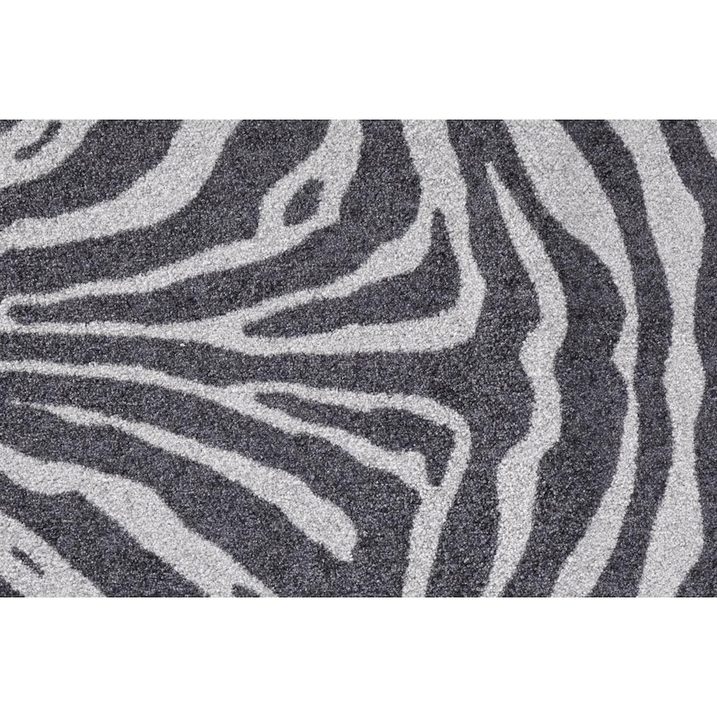 Fußmatte ohne Gummirand, ZEBRA