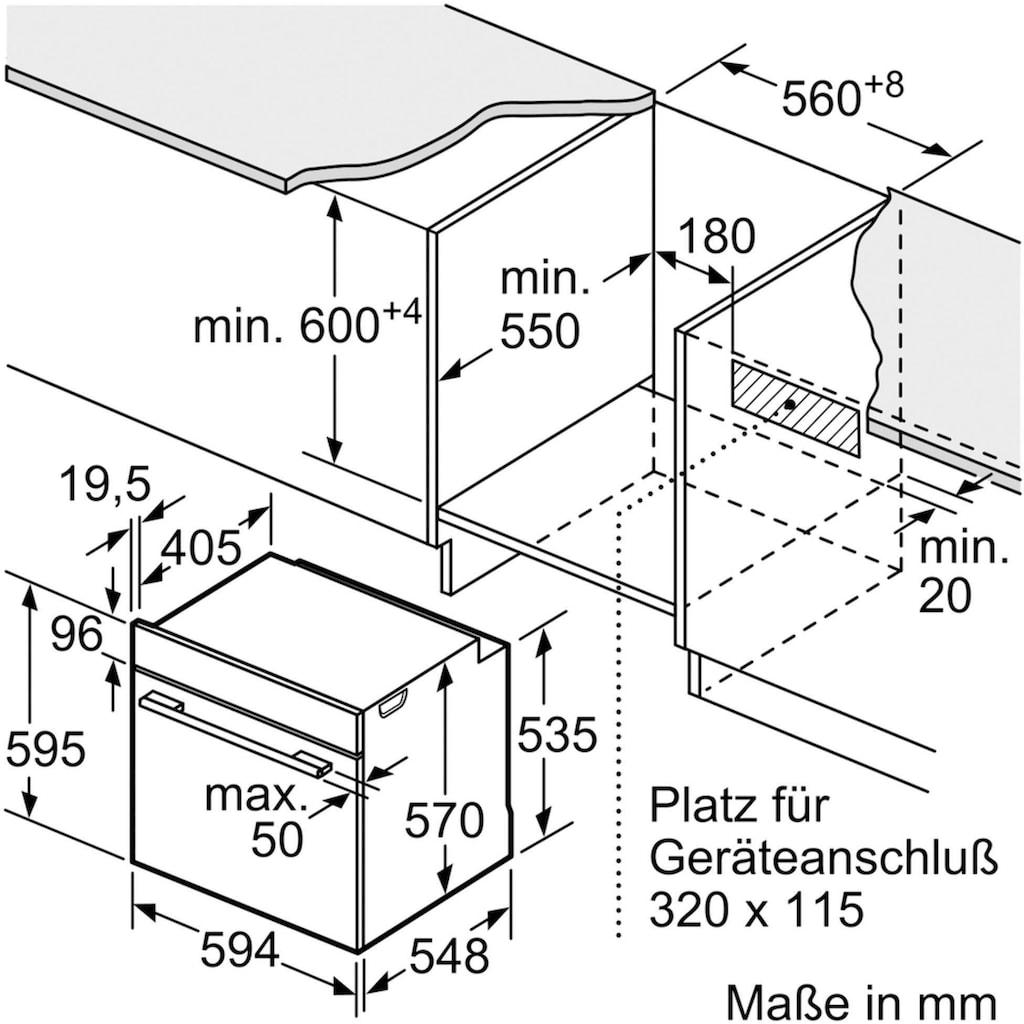NEFF Flex-Induktions-Herd-Set »XED456I«, N 30 + N 50, E1CCD2AN1, mit Teleskopauszug nachrüstbar, easyClean