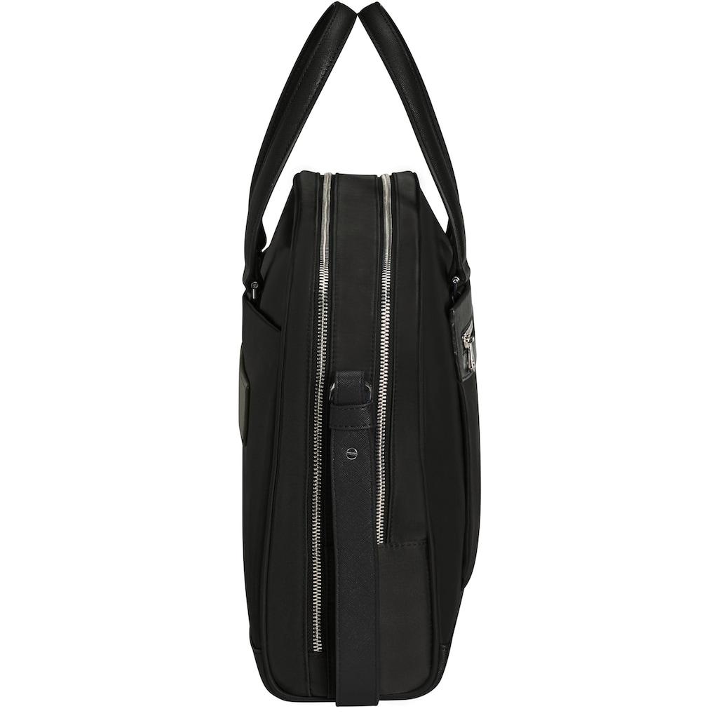 Samsonite Businesstasche »Zalia 2.0, black«, mit 15,6 Zoll Laptopfach