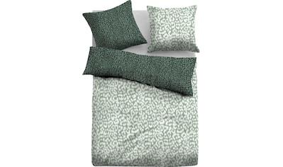 TOM TAILOR Wendebettwäsche »Karoline«, im Leopardenmuster kaufen