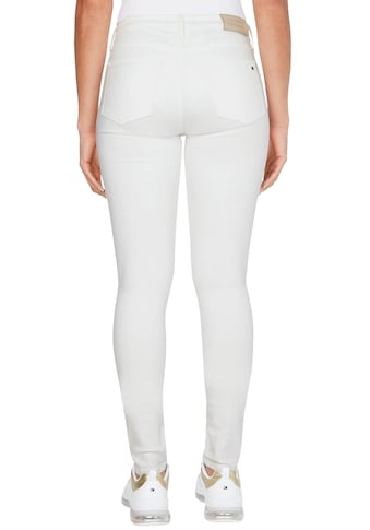 Tommy Hilfiger Skinny-fit-Jeans »TH FLEX COMO SKINNY RW CLR«, mit Tommy Hilfiger... kaufen