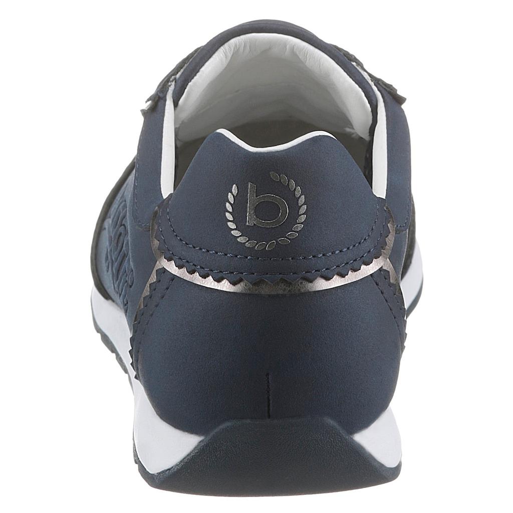 bugatti Sneaker »BIRDY«, mit Logoschriftzug