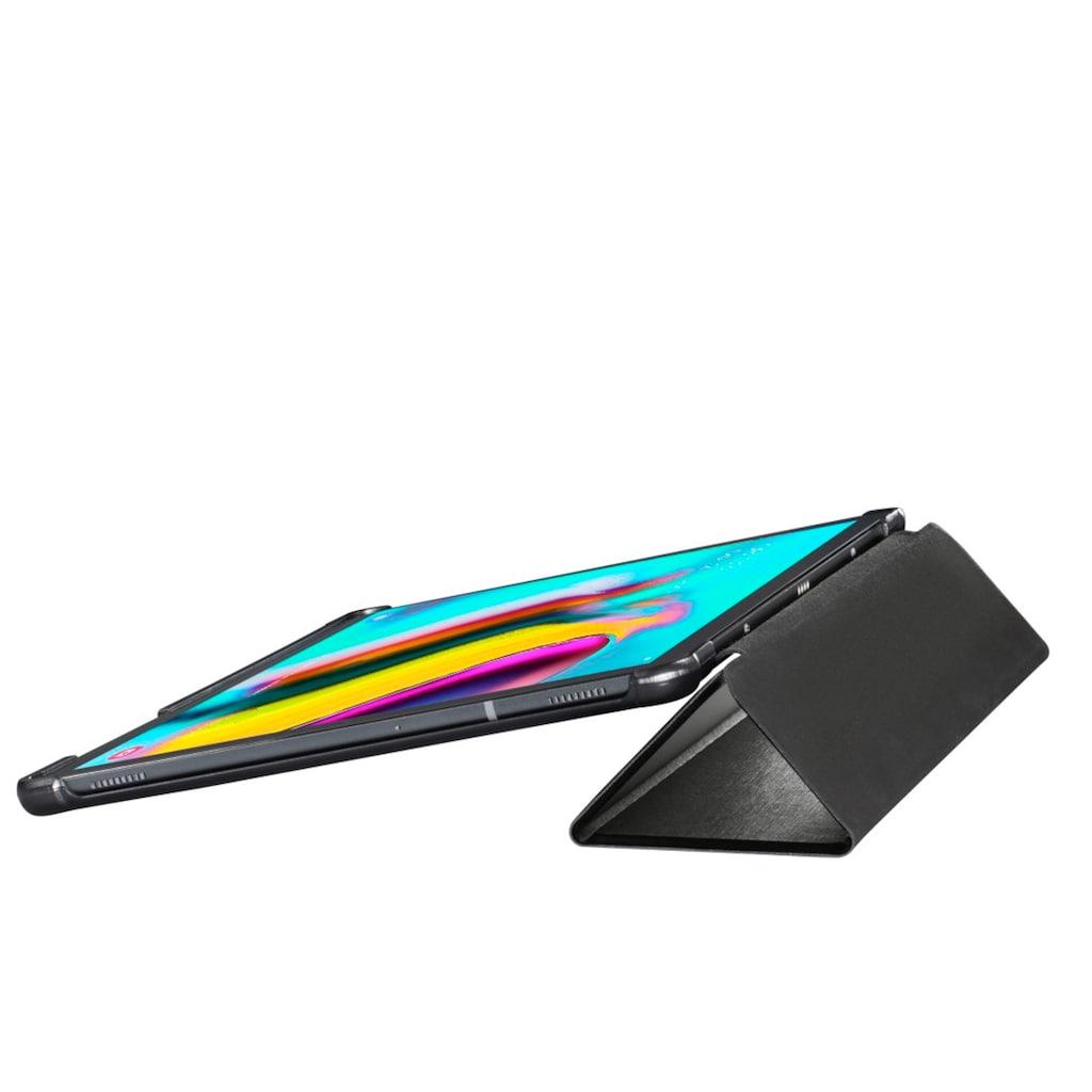Hama Tablet-Case Fold für Samsung Galaxy Tab S5e 10.5, Schwarz