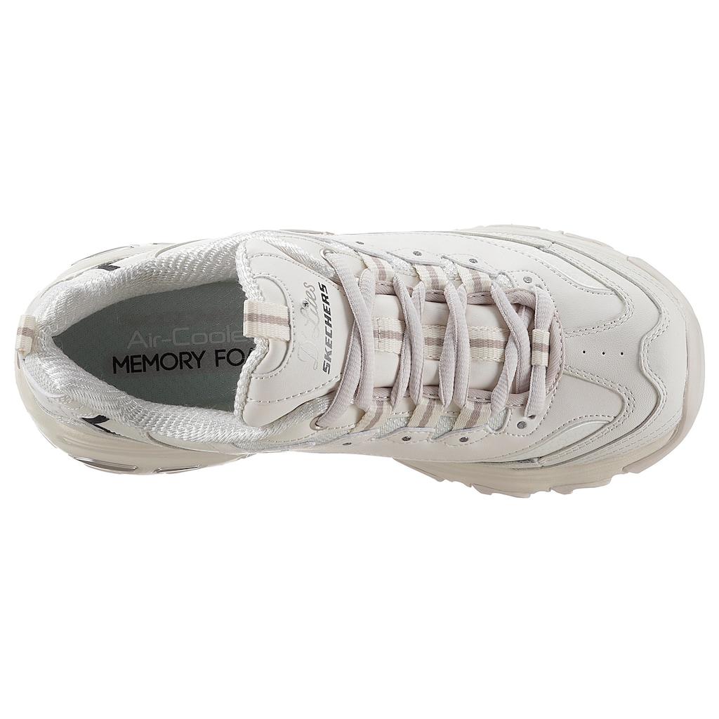 Skechers Sneaker »D´LITES«, mit Bio-Dri-Ausstattung