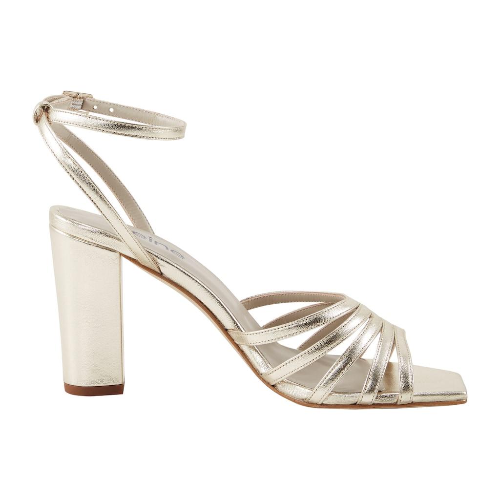 Sandalette im femininem Design