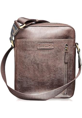 Packenger Messenger Bag »Urban Capetown, Camouflage« kaufen