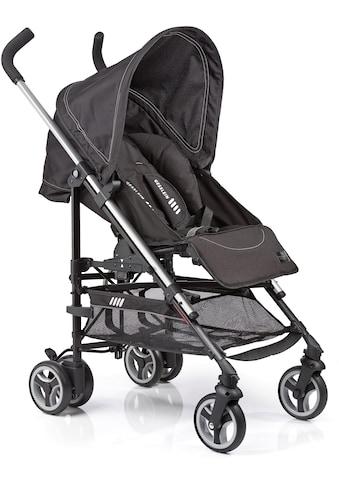 Gesslein Kinder-Buggy »S5 Reverse 2+4, Sport Black«, mit schwenkbaren Vorderrädern;... kaufen
