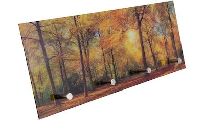 Spiegelprofi GmbH Garderobe »Herbstwald« kaufen