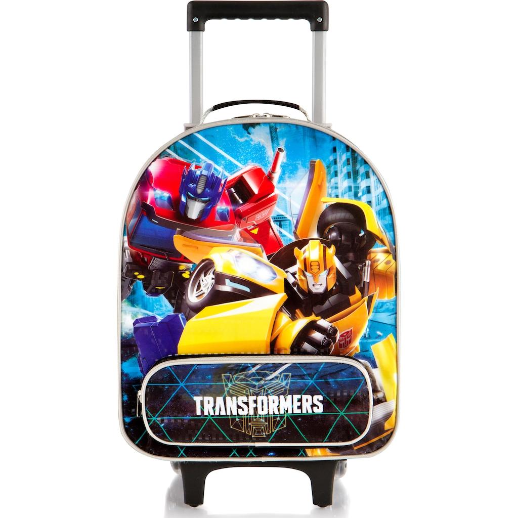 Heys Kinderkoffer »Transformers«, 2 Rollen