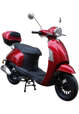 GT UNION Motorroller »Massimo«, 3 PS, inkl. Topcase kaufen