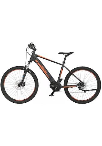 FISCHER Fahrräder E - Bike »MONTIS 4.0i  -  504«, 9 Gang Shimano Deore Schaltwerk, Kettenschaltung, Mittelmotor 250 W kaufen