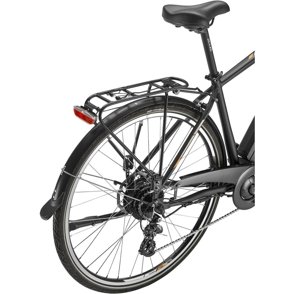 Telefunken E-Bike »XC921 Expedition«, 8 Gang, Shimano, Acera, Heckmotor 250 W