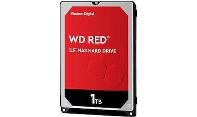 "Western Digital HDD-NAS-Festplatte »WD Red Mobile«, 2,5 "", Bulk kaufen"
