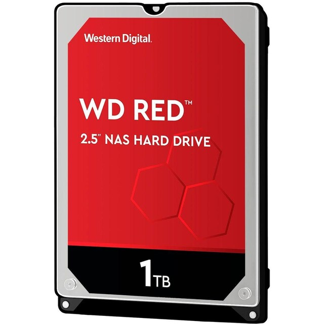 Western Digital »WD Red Mobile« HDD-NAS-Festplatte 2,5 ''